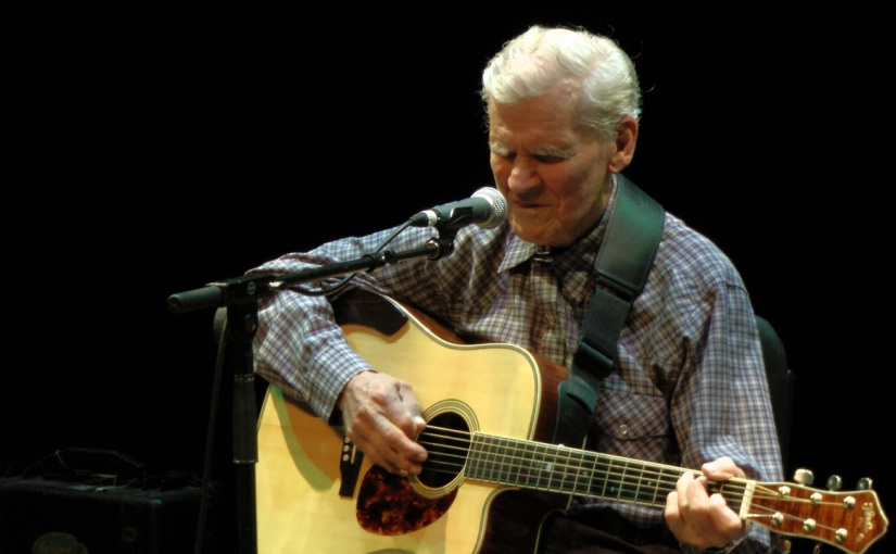 The long journey of Doc Watson
