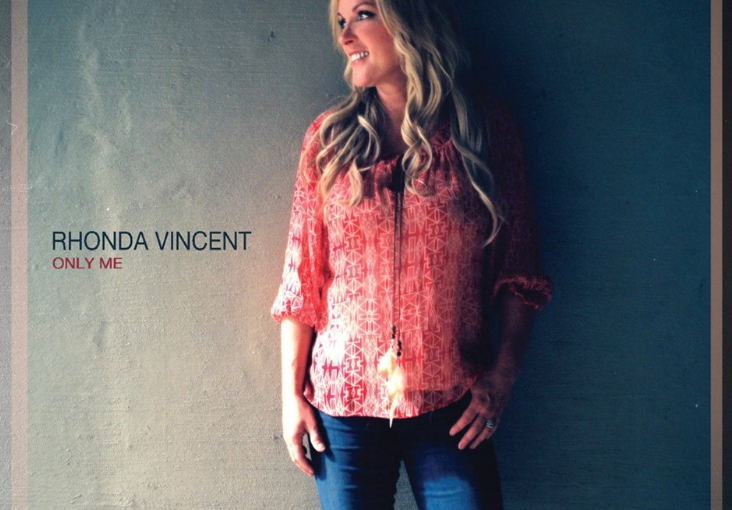 "Rhonda Vincent, ""OnlyMe"""