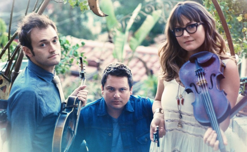"Nickel Creek's ""A Dotted Line"""