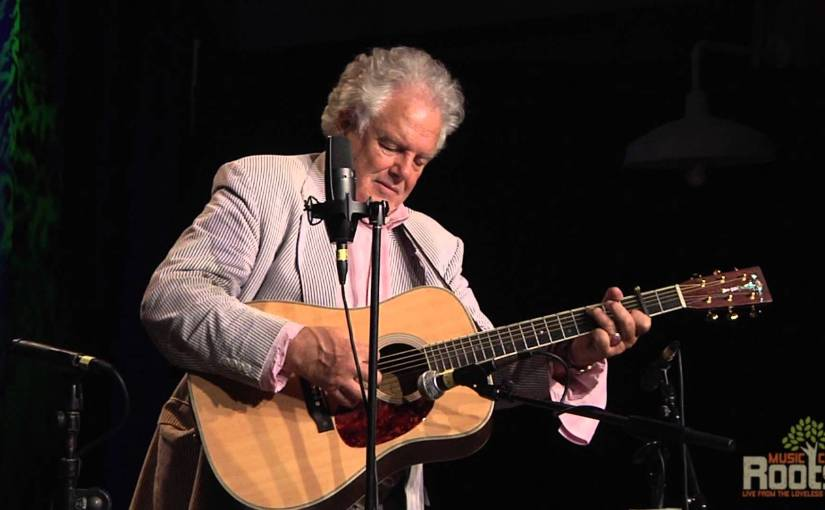 The Tao of Peter Rowan