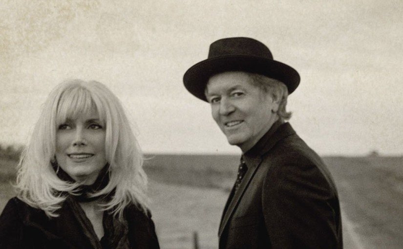 "Emmylou Harris, Rodney Crowell, ""The Travelling Kind"""