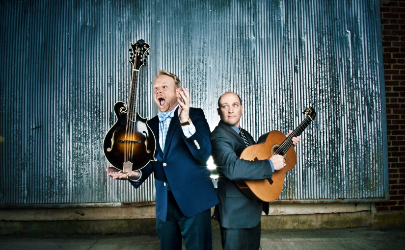 Alive! In Concert! with Dailey and Vincent!