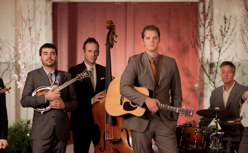 "The Steep Canyon Rangers, ""Radio"""