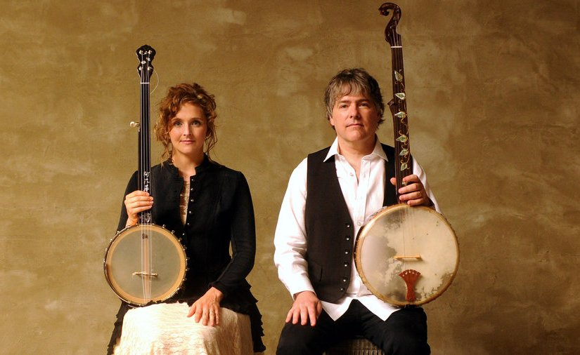 "Bela Fleck, Abigail Washburn, ""Echo in the Valley"""