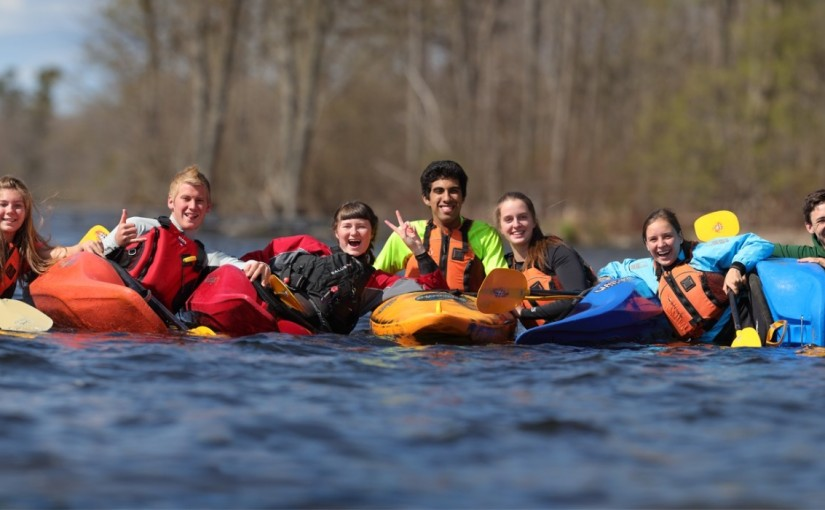 Students praise Lakefield College School for Outdoor Ed program