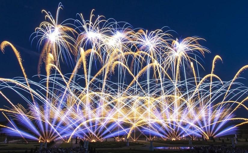 History, fireworks, andsound